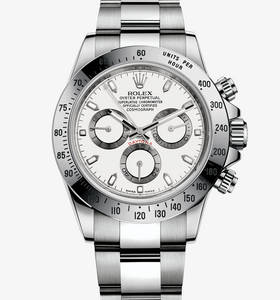 Replica Rolex Cosmograph Daytona Watch: acciaio 904L - M116520 - 0016