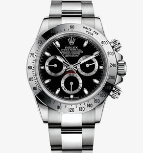 Replica Rolex Cosmograph Daytona Watch: 904L steel – M116520-0015
