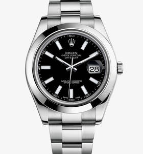 Replica Rolex Datejust II Watch : 904L stål - M116300 -0001