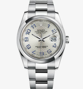 Replica Rolex Datejust Watch : 904L stål - M116200 - 0074
