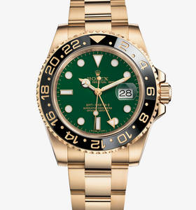 Replica Rolex GMT -Master II Watch - Relojes Rolex lujo intemporal
