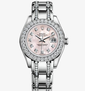 Replica Rolex Lady-Datejust-Pearlmaster Watch - Rolex Timeless Luxury Watches