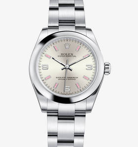 Replica Rolex Oyster Perpetual 31 mm Watch : 904L stål - M177200 - 0009