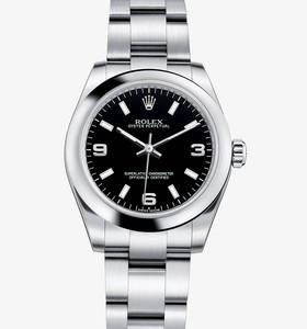 Replica Rolex Oyster Perpetual 31 mm Watch : 904L stål - M177200 - 0004